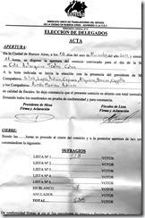 RESULTADOS ELECCIONES SUTECBA 18-11-11
