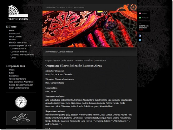 Web oficial TC