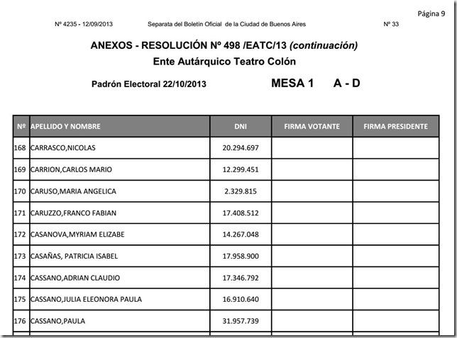 Padron EATC 2013